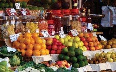 Mercado dos Lavradores – buzzing market in Funchal