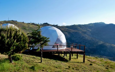Sleeping in paradise – Natura Glamping