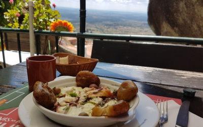 Petiscos e Granitos – restaurant with a view