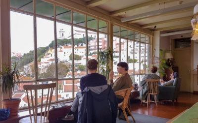 Café da Garagem – A drink with a view in Lisbon
