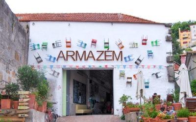 Armazém: vintage, art, tapas and drinks