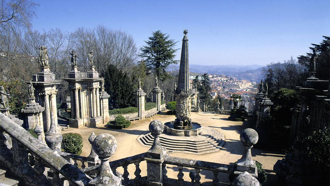 Lamego, north Portugal