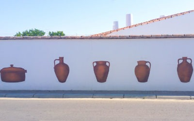 The potteries of São Pedro de Corval