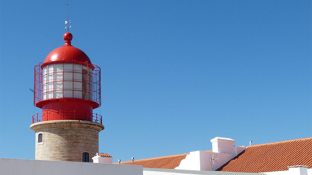 Cape St. Vincent lighthouse