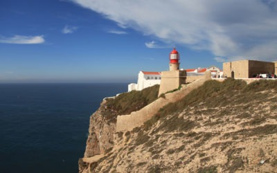 The stories of Cape St. Vincent in the Algarve
