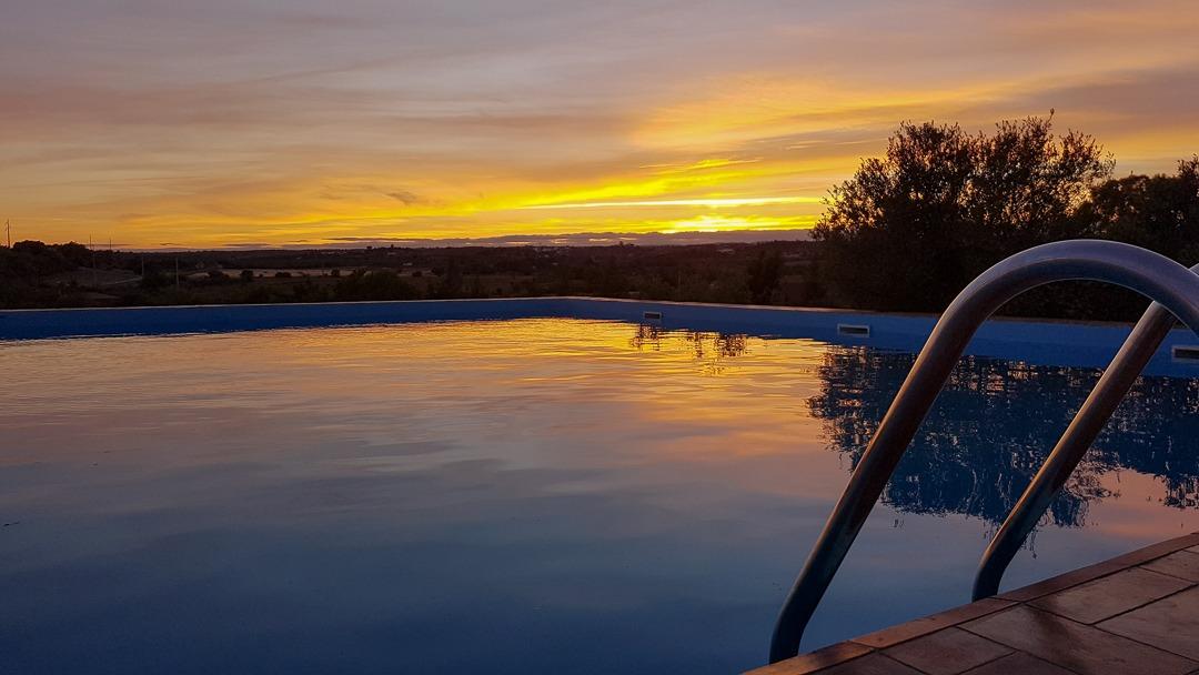 Quinta da Fornalha pool