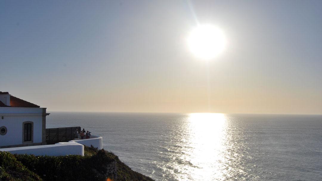 Sunset Cape St. Vincent