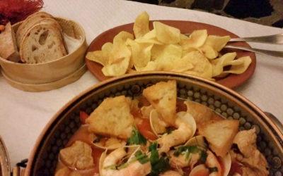 Dine the Alentejo way at Restaurant Adega do Cachete
