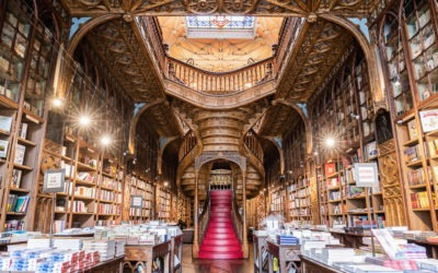 Bookstore Lello & Irmão: a must-see in Porto