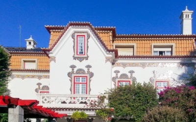 Romance and character at the Pergola House in Cascais