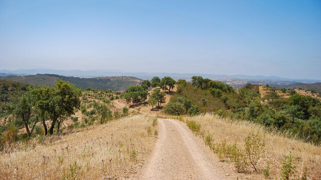 landscape Alentejo walk