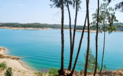 A walk in the Alentejo: Barragem de Santa Clara