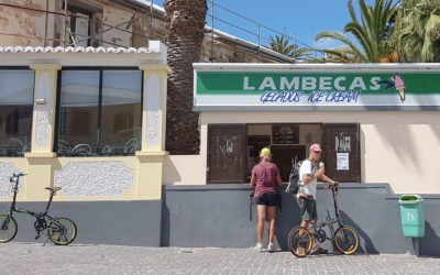 Lambecas: ice cream highlight in Porto Santo