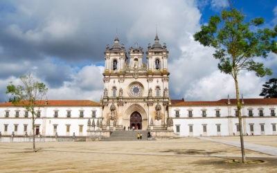 Beauty and romance in the Alcobaça Monastery