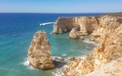 Seven Hanging Valleys Walk in the Algarve