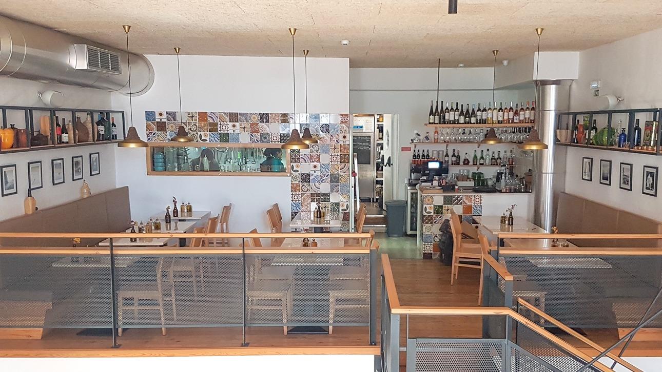 Restaurant Mar d'Estórias