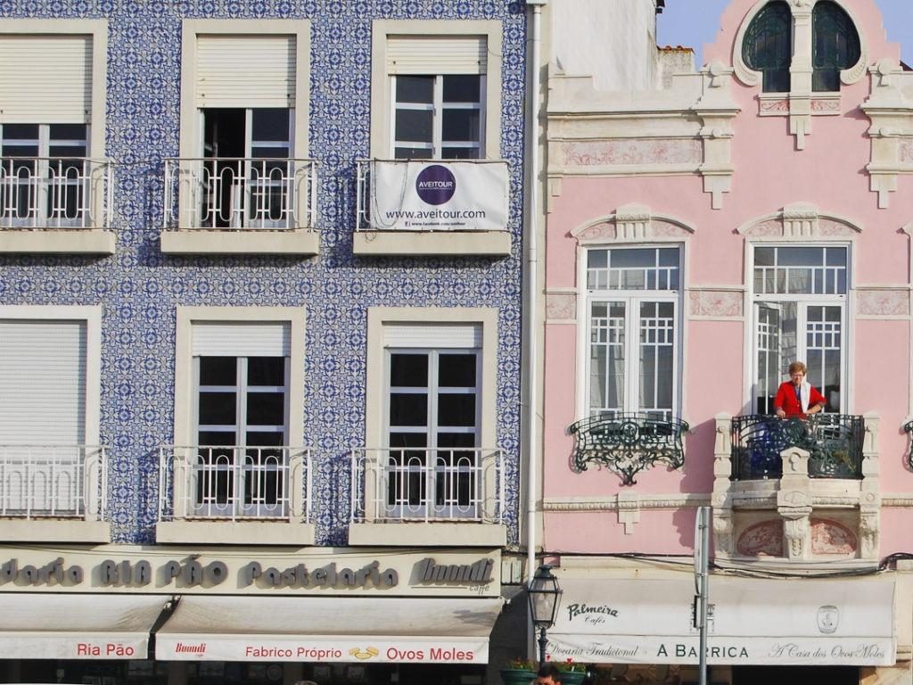 Aveiro façade