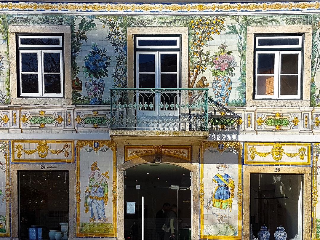 azulejos factory Lisbon