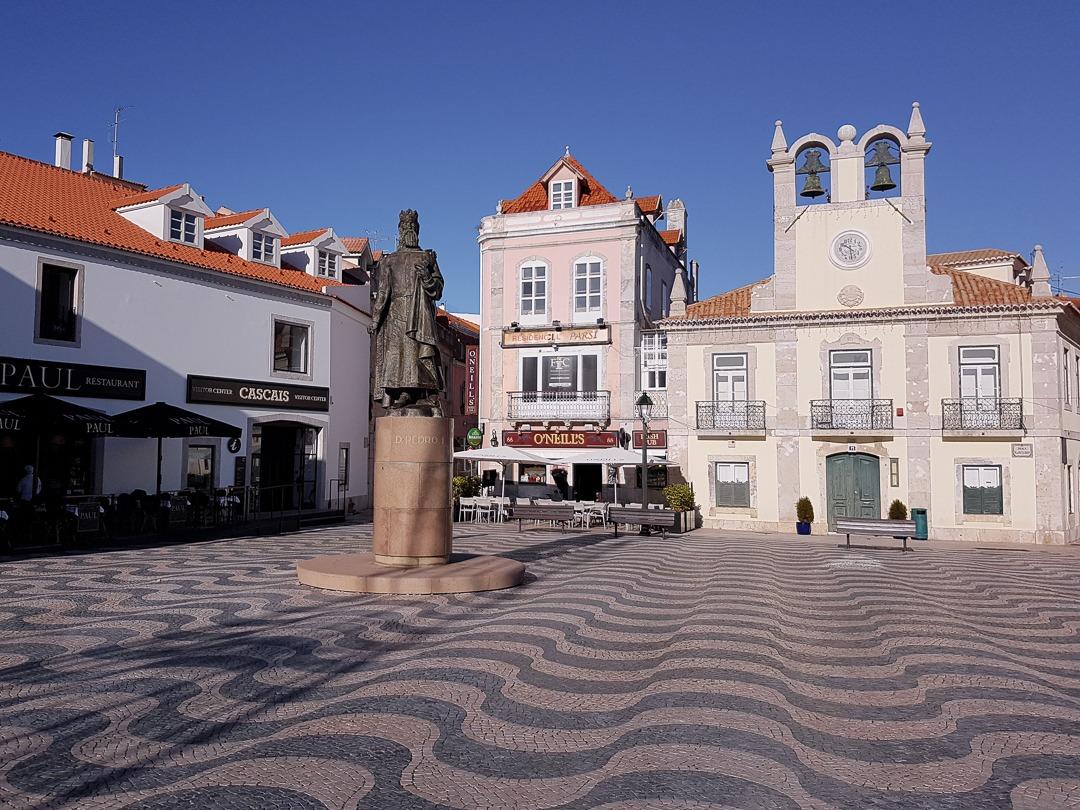 calçada portuguesa cascais