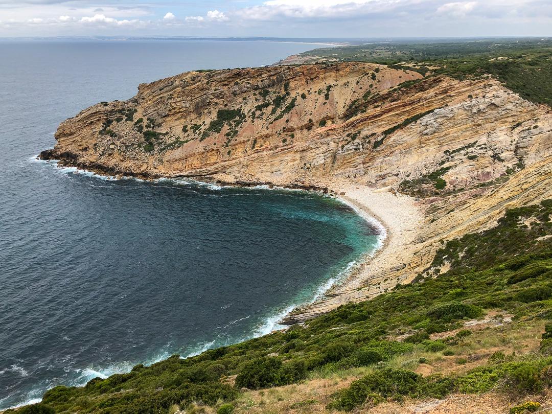 Praia dos Lagosteiros