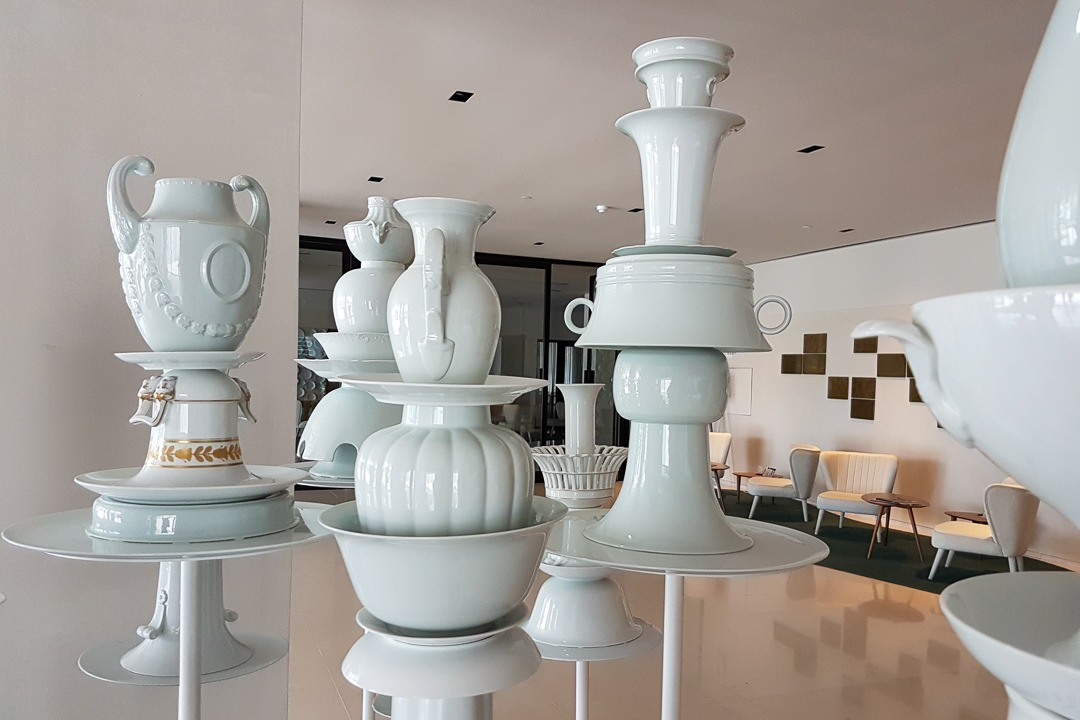 Vista Alegre porcelain