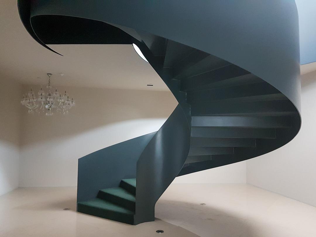 stairs Montebelo hotel Vista Alegre